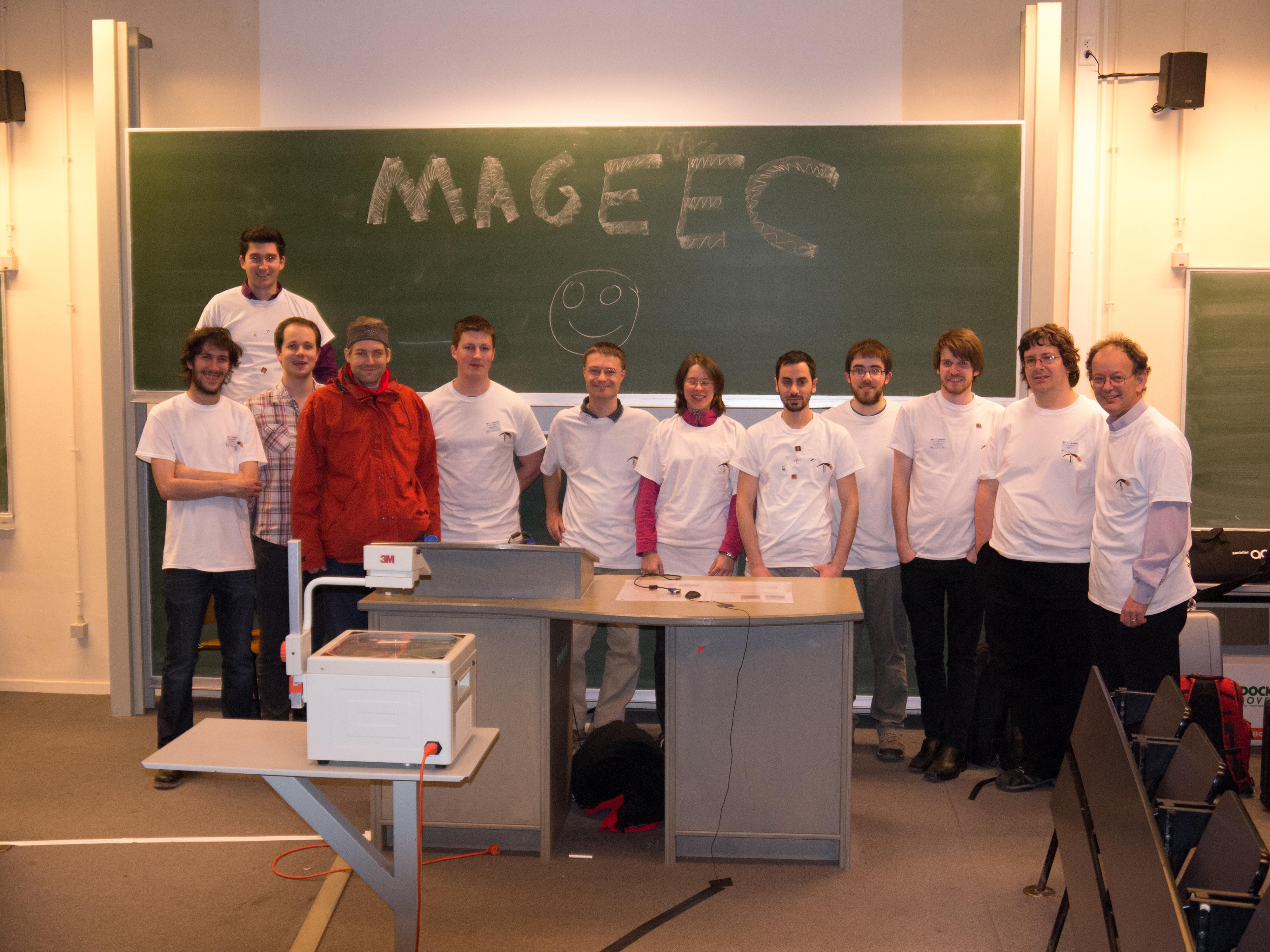 Team MAGEEC